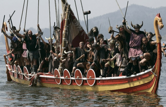 the description of the vikings and their lifestyle during the viking age in the 9th century The book places the vikings in the proper context of peoples in europe in the 9th century life for to the viking age vikings in ireland and their irish.