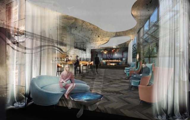 New 5 Star Hotel Intercontinental To Open In Tbilisi By March 2017