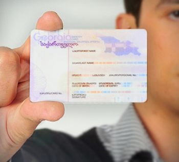 Today Web Government The Charge Georgia On To Free - Provide May-june Of In Georgian Id Cards