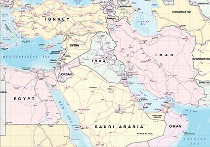 From the Caspian Sea to the Persian Gulf? - Georgia Today on ...