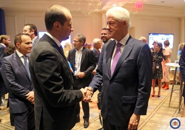 وزیر-امور-خارجه-گرجستان-در-مجمع-جهانی-تجارت-سازمان-دهی-شده-بلومبرگ
