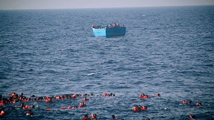 The Mediterranean World at the Mercy of Geography