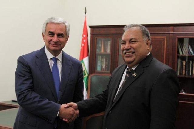 Nauru President: Abkhazia Is Our Friend
