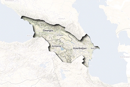 caucasia the fiction state for georgia armenia azerbaijan