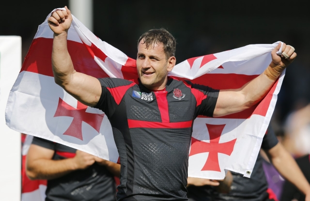 Wales ring changes for Georgia Test