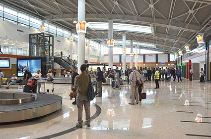 Passenger Traffic Increases by 44% in Georgia's Airports