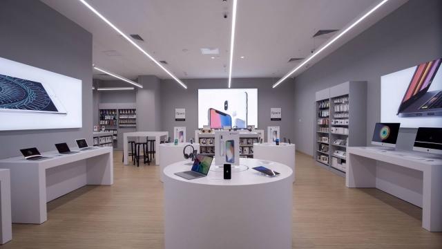 Galleria Tbilisi Sees First Apple U0027iSpaceu0027 Store In Georgia