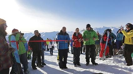 Adventure Tourism School Opens in Gudauri