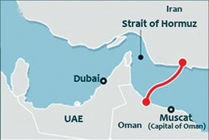 Gas Companies In Ga >> Iran Aims To Attract Europe Asia To Build Oman Gas Pipeline