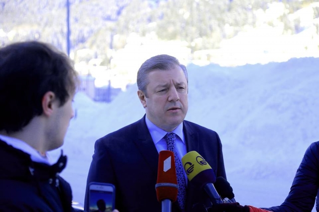 PM Summarizes Visit to Davos
