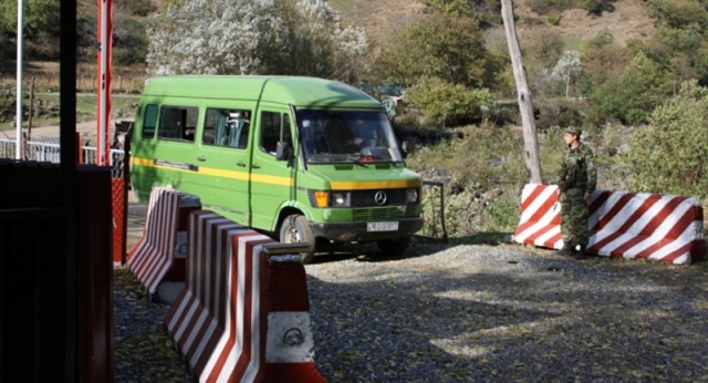 "Tbilisi Condemns Opening of ""Customs Points"" in Georgia's Breakaway Regions"