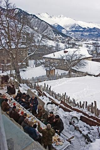 Musings Following a Feast: Etseri, Svaneti