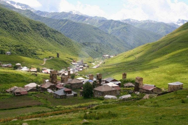 UK's Independent: Why You Should Visit Georgia's Most Remote Village