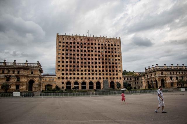 Abkhaz So-Called Gov't Considers Social Media Ban