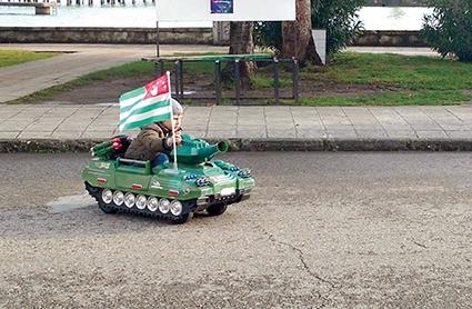 Abkhazia, through the Eyes of a Tourist, Part 1