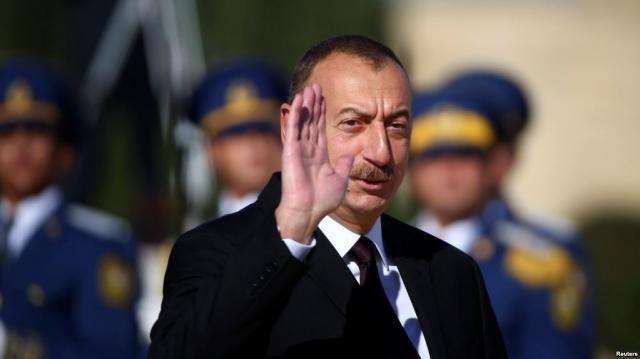 No Surprises As Azerbaijan's Aliyev Wins Fourth Presidential Term With Landslide