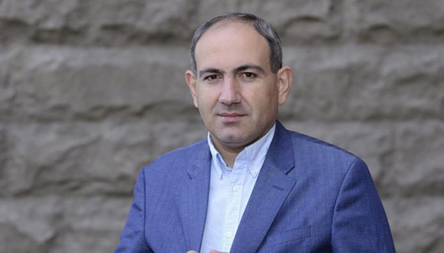 Armenian Parliament Rejects Opposition Leader Pashinian As PM