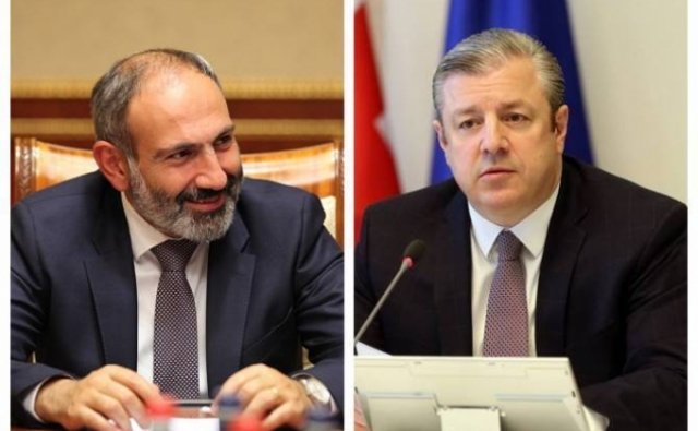 Armenia's New Leader Pashinyan Meets Putin, Seeks Deeper Military Ties With Russia