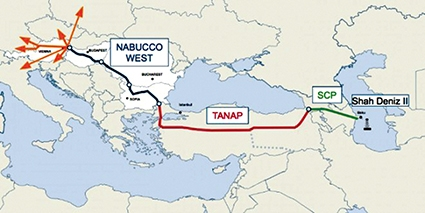 June Opening Set for Azerbaijan-Turkey Gas Pipeline
