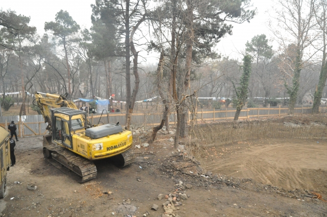 Companies Constructing Hotel in Vake Park Win Court Dispute