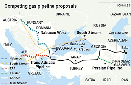 President of Georgia: TANAP Project Will Help Ensure Energy
