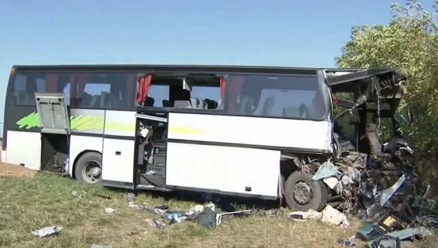 Road Accident in Stavropol Leaves One Georgian Dead, Three