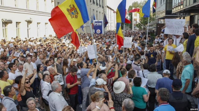 Eu To Reduce Financial Support Moldova As Rule Of Law And Democracy Deteriorate