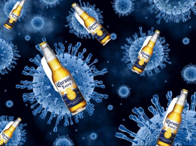 Confusion on the Relatedness of Coronavirus and Corona Beer
